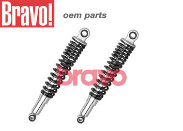 China Black Titan 150 Motorcycle Rear Shock Absorbers With  Chromed Cylinder supplier