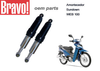 China Sundown WEB 100 Motorcycle Shock Absorber 345mm Central Free Length 072-AMT-0001 supplier