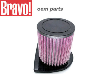 China 53 Mm Cbx 250 / Xr250 Aftermarket Motorcycle Air Filters / Motorcycle Air Intake Filter supplier