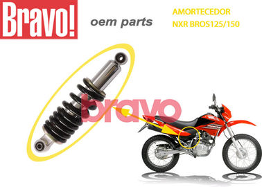 NXR Bros 125 / 150 Motorcycle Shock Absorber Mono Shock Hydraulic Oil With Nitrogen Gas Bros